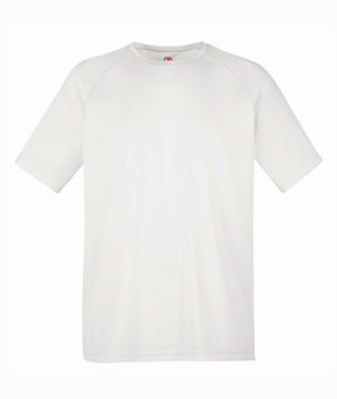 Performance T-shirt Size Guide Spec Kicking Man Tshirts