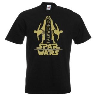 spar-wars-gold-on-black-Tshirts-2018