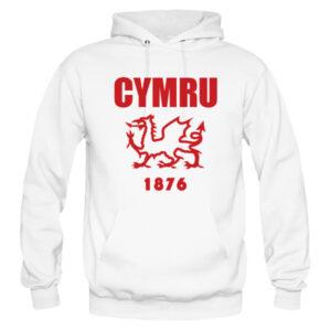 CYMRU Wales Football Hoodies