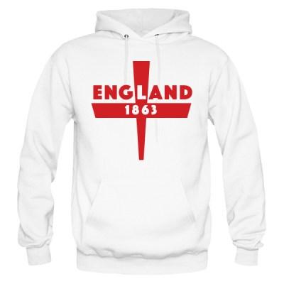 England Fans Hoodie