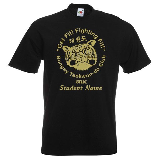 Bungay Taekwondo tshirts