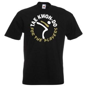 Taekwondo For The Players