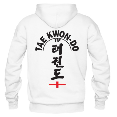 England ITF Taekwondo Hoodie
