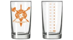 Ten-Sided Tumbler. Photo Credit: Loaded Dice Kickstarter campaign page