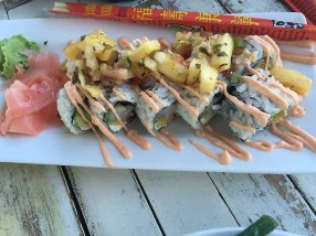 Shipp's Harbour of Orange Beach also has fantastic sushi.