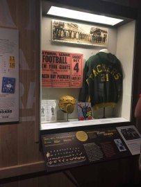 Green Bay packer's 1931 Championships