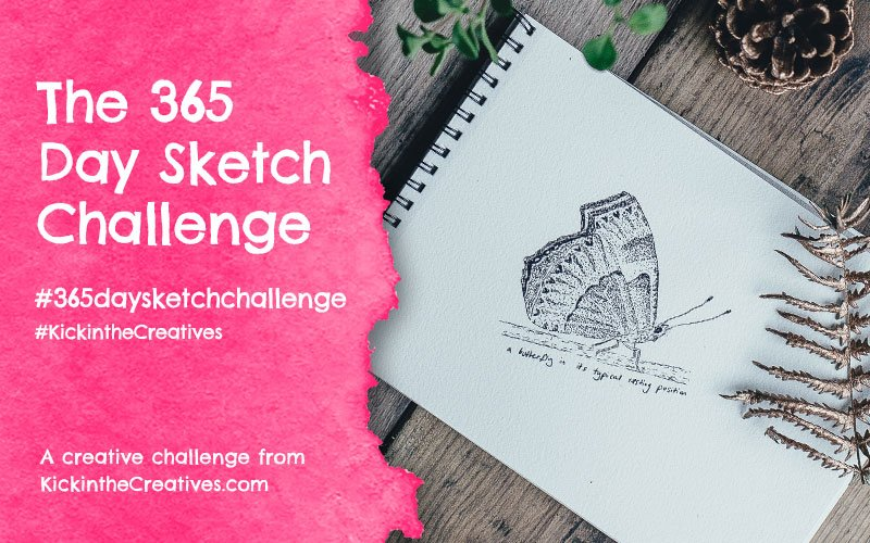 The 365 Day Sketch Challenge
