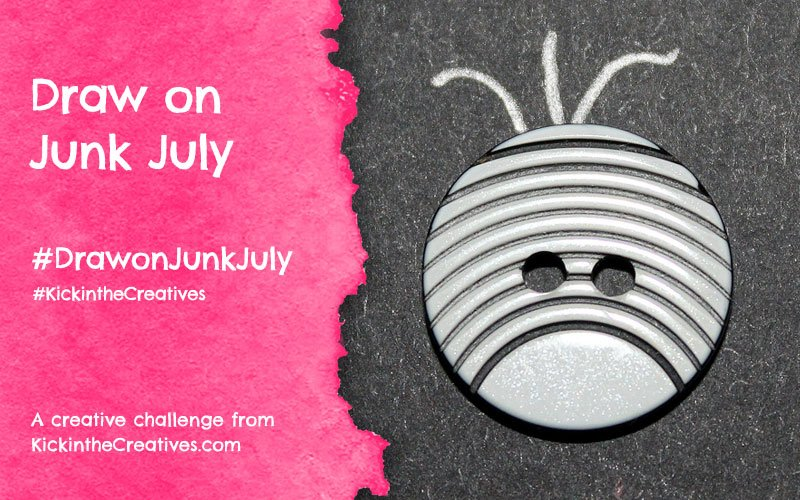 Draw on Junk July