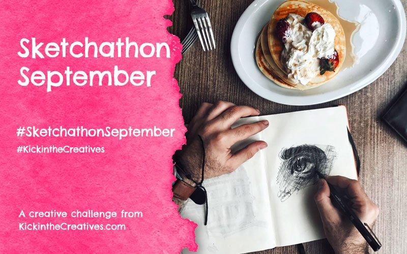 Sketchathon September