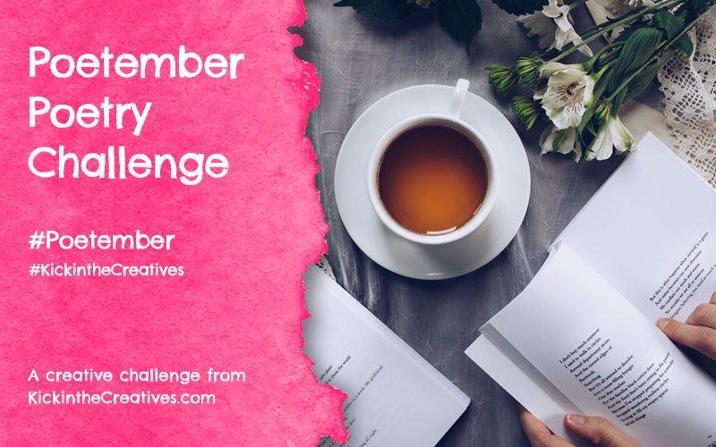 Poetember Poetry Challenge