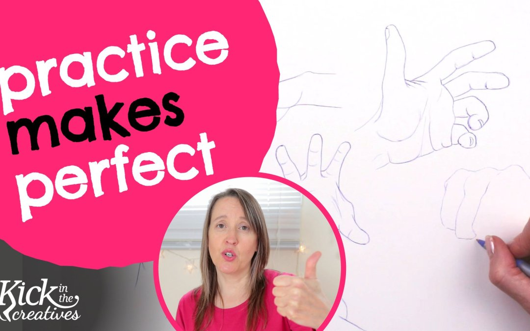 Practice Drawing to Improve Your Art Skills – Art Kick Sunday