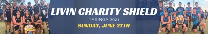 LIVIN Charity Shield Carseldine Taringa Stafford