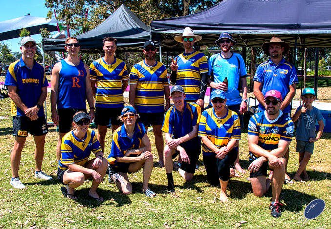 2020 LIVIN CHARITY SHIELD - DUGONGS