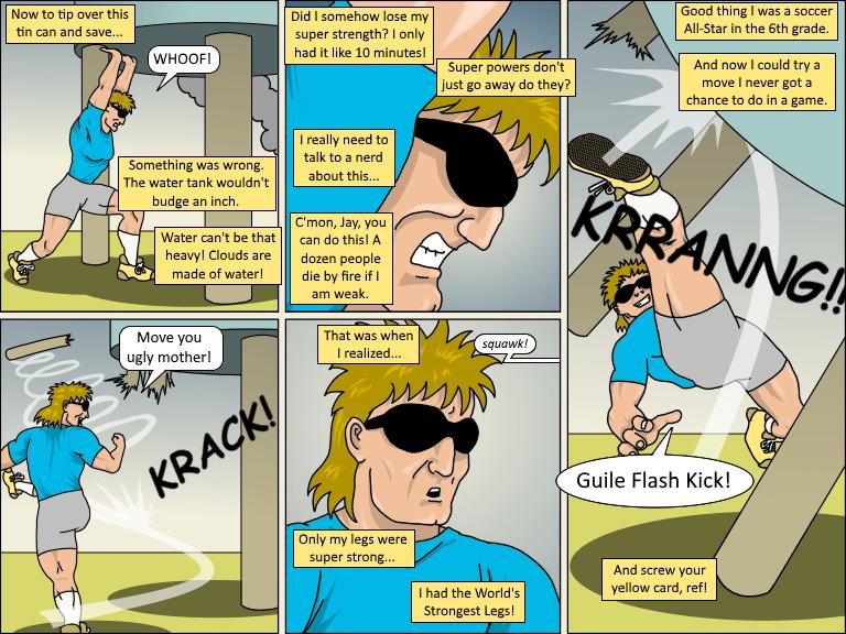 Kickman: Day One #10