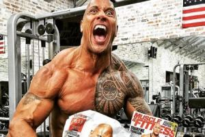 the rock training intensity