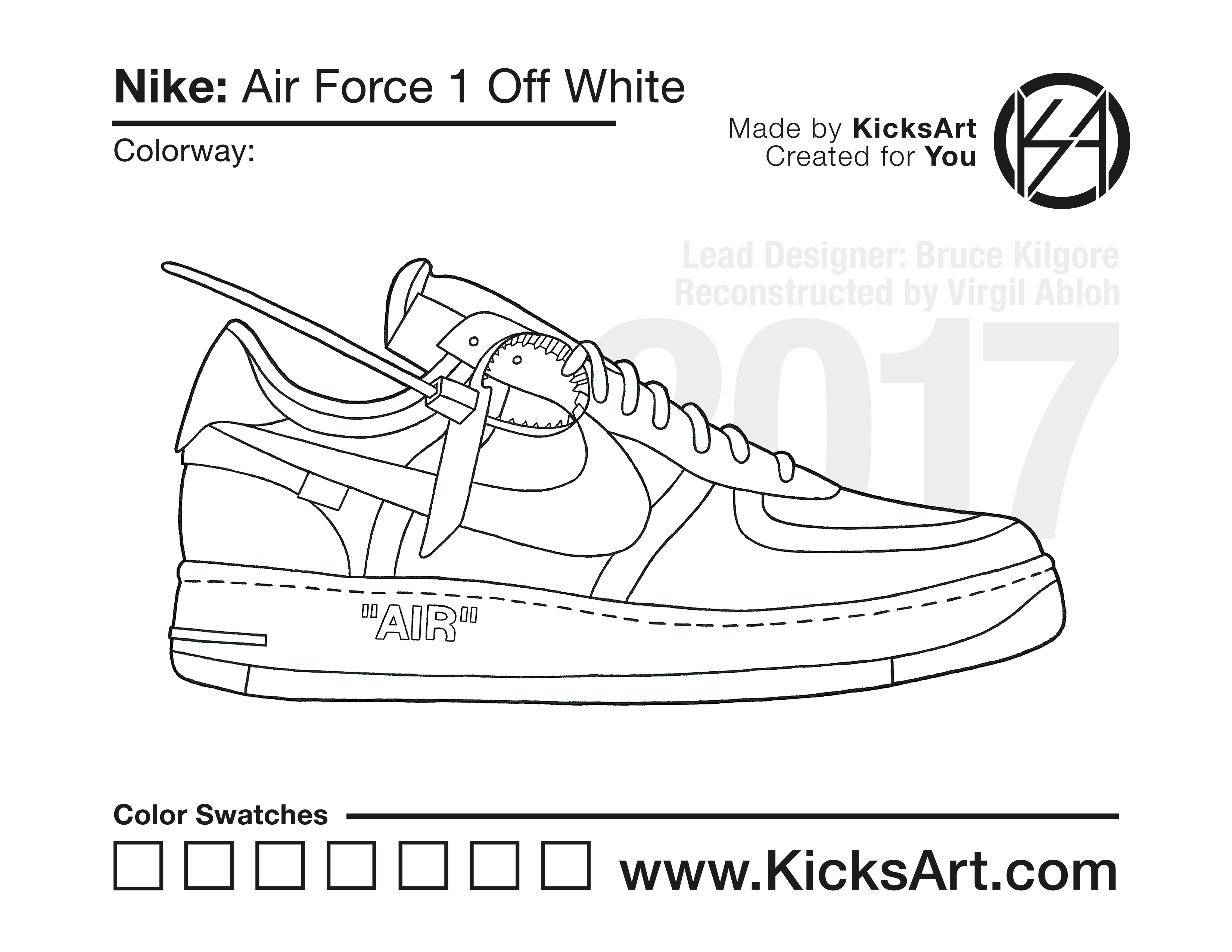 how to draw air force 1