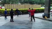 KickShuttle Playing and Gathering