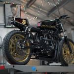 The Player Dp Customs Racy 1200 Sportster Bike Exif