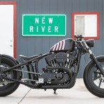 This Hardtail Sportster Terrorizes The Streets Of Carefree Arizona Bike Exif