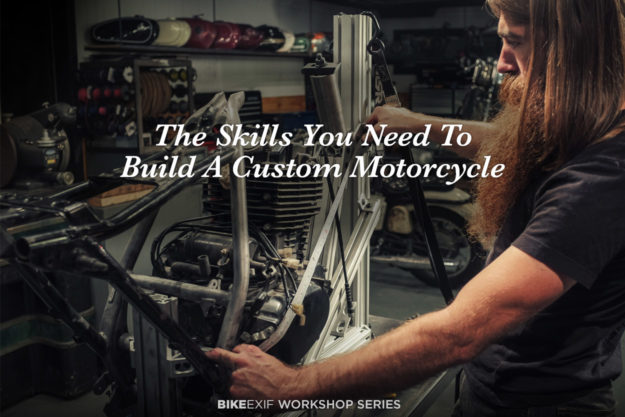 To Build A Custom Motorcycle