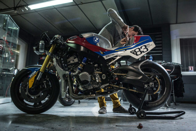 How to build a custom motorcycle: Planning your project