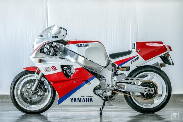 Yamaha Ow01 For Sale >> Custom Bikes Of The Week: 21 January, 2018 – Oliver Eliott Blog