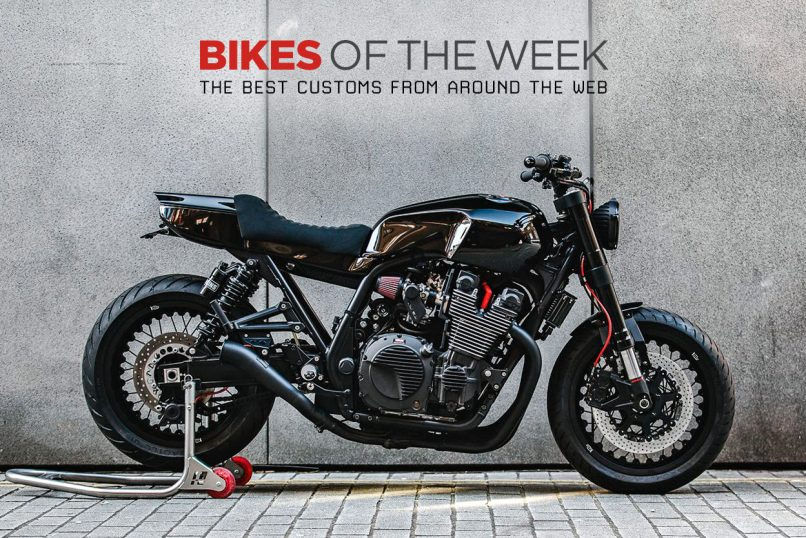 Custom Bikes Of The Week 18 March 2018