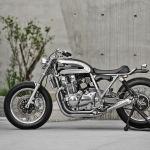 Silver Dream Machine 2loud S Honda Cb1100 Bike Exif