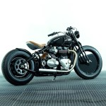 French Bob A Dose Of Vintage Flair For The Triumph Bobber Bike Exif