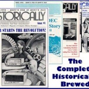 Computer History Compilation Book: The prefect project for first time Kickstarters