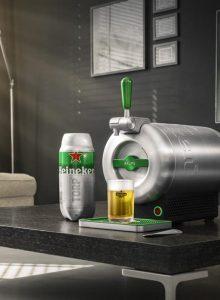 Dankzij Heineken hoef je nooit meer naar de glasbak
