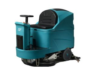 TVX T150/85R Ride-On Floor Scrubber Dryer