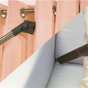 vacuuming-curton-draps upolstrery