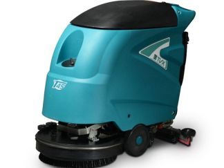 TVX T45/50B 19″ Brush, 45 Litre Battery Operated Scrubber Dryer