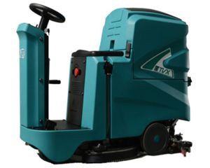 KIC T-90 ride on scrubber dryer 21inch