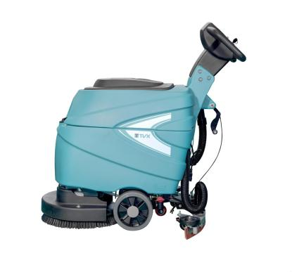 TVX T35 Battery Operated Walk Behind Scrubber Dryer – 35 Litre