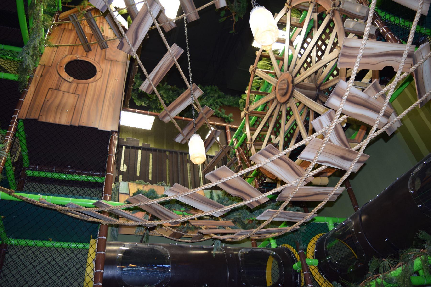 Indoor Playground Equipment For Churches Kid Steam