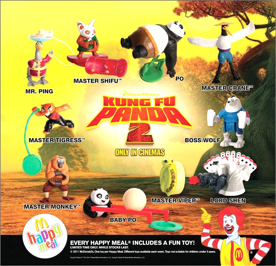 Happy Meal Toys Page 75 Kids Time