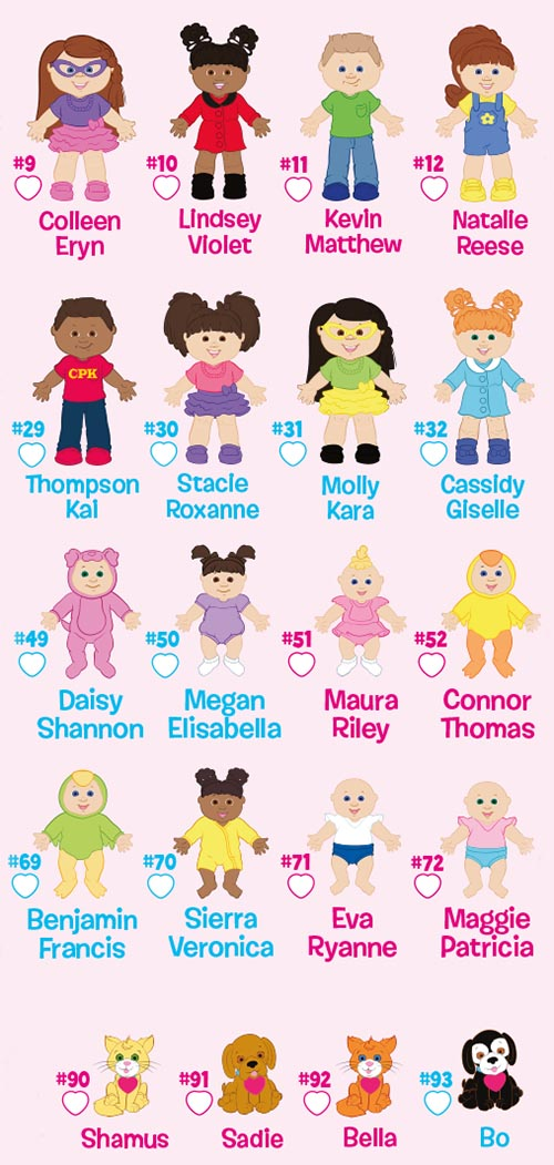 cabbage-patch-kids-little-sprouts-blind-packs-checklist-common-list-3