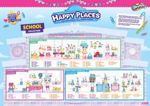 Happy Places Season 3 Checklist Part 1