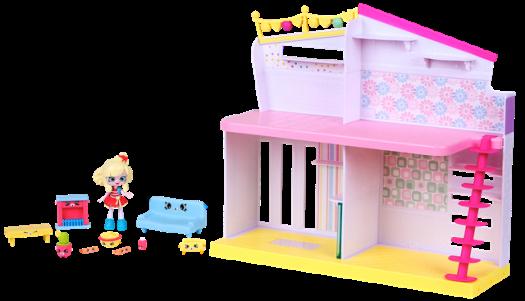 Shopkins Happy Places Season 1 - Happy Home