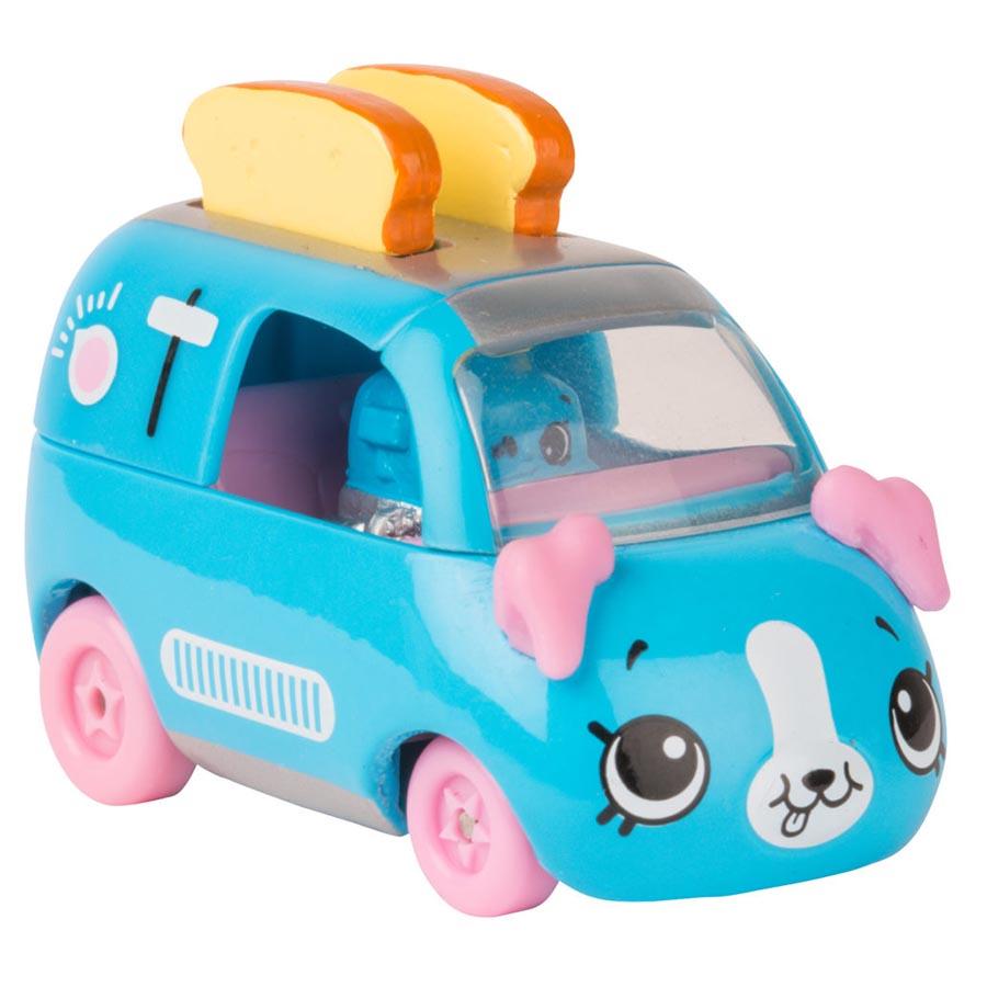 Shopkins Season 2 – Cutie Cars – Toasty Coaster