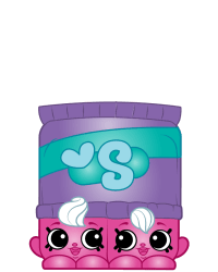 Sweet Snacks #8-167 - Shopkins Season 8 - American Vacay Team