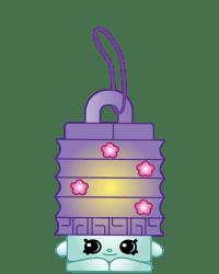 Hai Lantern #8-148 - Shopkins Season 8 - Bag Charms
