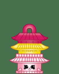 Zen Temple #8-149 - Shopkins Season 8 - Bag Charms