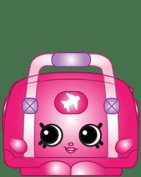 Lana Luggage #8-238 - Shopkins Season 8 - Bag Charms