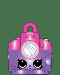 Flash Camera #8-242 - Shopkins Season 8 - Bag Charms