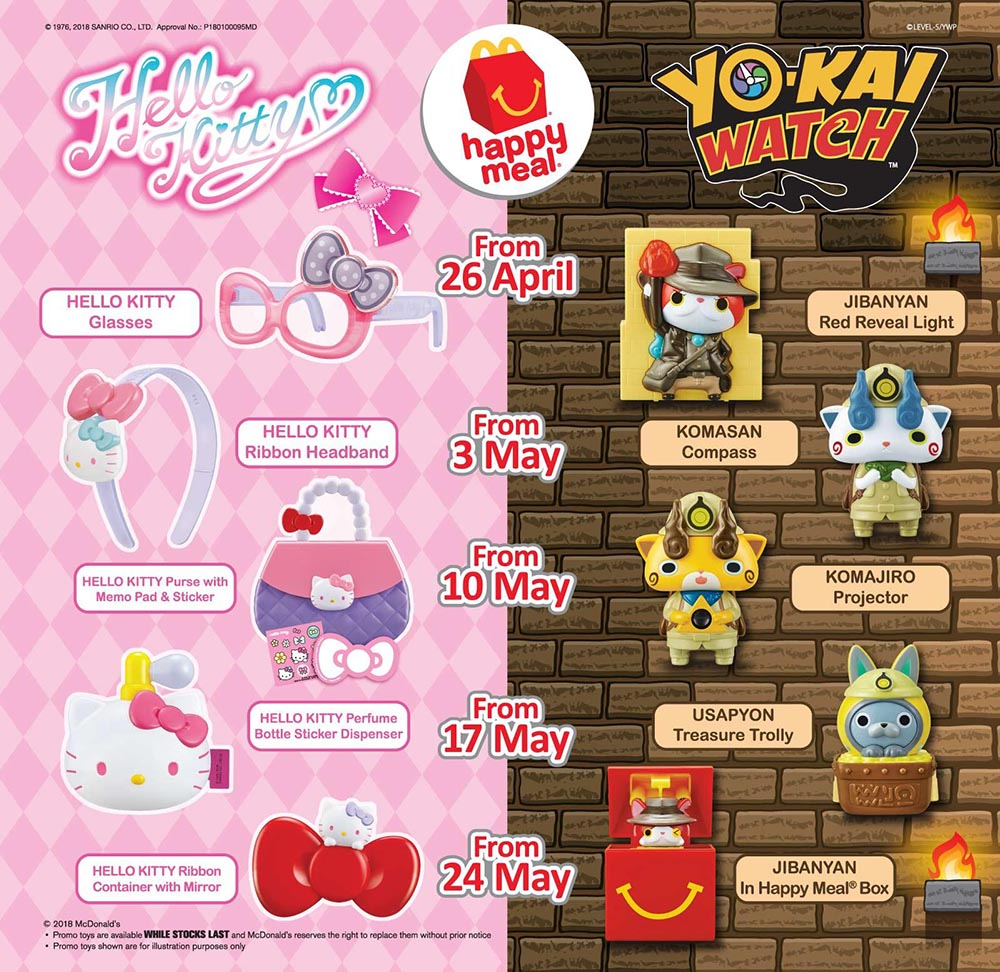 2018-hello-kitty-and-yo-kai-watch-mcdonalds-happy-meal-toys
