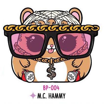 LOL L.O.L Surprise Biggie Pets Series Eye Spy MC Hammy Hamster
