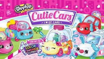 Shopkins Cutie Cars Season 3